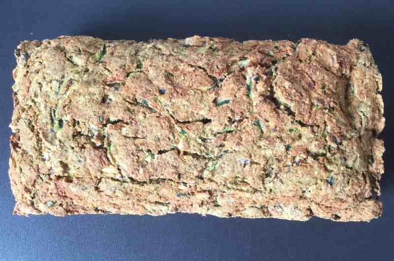 Zucchini and tuna bread