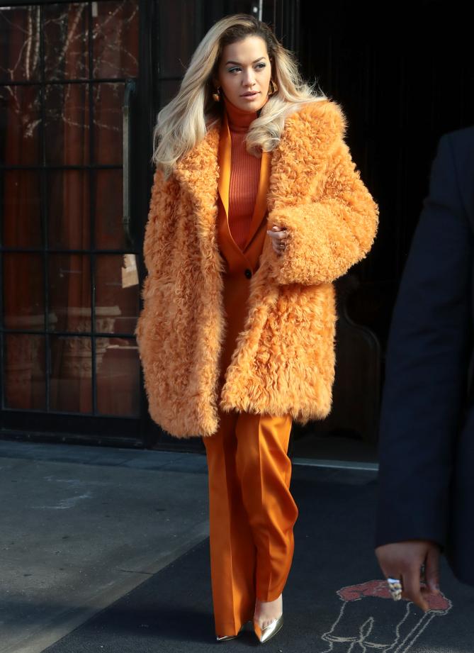 Rita Ora Styles
