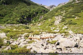 Klein Tibet at Hohenaualm
