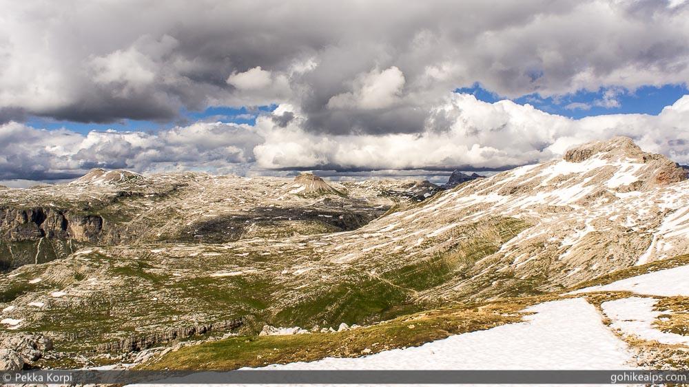 Puez Plateau, Where Dragons Live