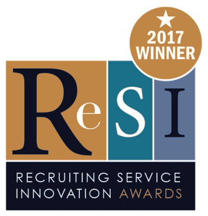 "GoBe, arguably the best chatbot for recruiting was named a Finalist for the  ""Most Innovative Social Media Solution"" for the 2017 Recruiting Innovation Service (ReSI) awards . ""The Recruiting Innovation Service awards are one of the highest honors bestowed upon a company in the recruitment technology market,"" stated Jonathan Duarte, CEO of GoHire. ""It's a real honor to be a Finalist, because it's a vote of confidence from our recruiting and HR clients."" ""Each year's ReSI Winners are determined by recruiters and HR professionals in an annual online ballot that measures the scope and intensity of customer support for each nominee,"" states Peter Weddle, CEO of TATech.org, the trade association for Talent Acquisition solutions providers. There are over 1.2 Billion people using Facebook Messenger each month, and over 2.1 Billion Facebook monthly users. Recruiting with Facebook is no longer an option, it's a requirement, as that's where the candidates are. GoBe, a Virtual Recruiting Chatbot integrates to a companies' Facebook Careers page, so Facebook users can ask Frequently Asked Questions (FAQ's) about the company, the culture, and the recruiting process, as well as search for jobs, create a profile, get pre-screened for jobs, and even chat directly with recruiters. Recruiters and HR teams can leverage their Facebook careers pages by engaging and educating infinitely more candidates about their company and culture, in an innovative way, that also pre-screens candidates. With an ever tightening employment market, recruiting new employees means convincing candidates to leave their existing job, to come work for your company. ""Money alone, isn't  the major driving force behind a leaving one company and going to another. Opportunity to advance, company culture, and doing meaningful work, are often mentioned as the top reasons for leaving a job,"" states Duarte. ""We're helping companies tell their story and communicate with candidates using Messenger, Text Messaging, and Career Chat."" The part-time, hourly workforce isn't using email regularly, if at all, to communicate. Meanwhile, Messaging apps are being used 8 times more often than email. GoHire helps recruiters and HR connect and communicate with this ""Messaging First"" workforce."