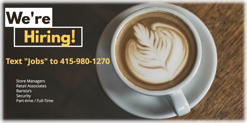 Cafe Hiring Sample
