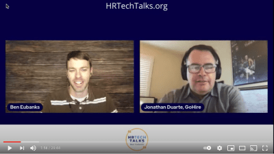 LiveCast - with Ben Eubanks, Lighthouse Research & Advisory - Recruiting Automation