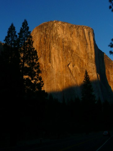 El Capitain, Yosemite, CA, US