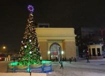 Semyonovskaya Square & Metro