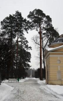 Archangelskoye - grounds