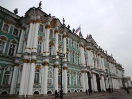 Winter Palace - facade