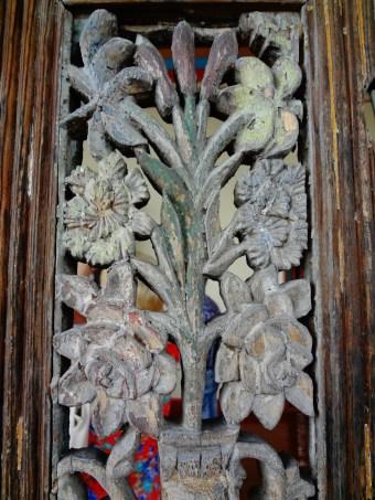 Bakhchisaray Palace Harem detail