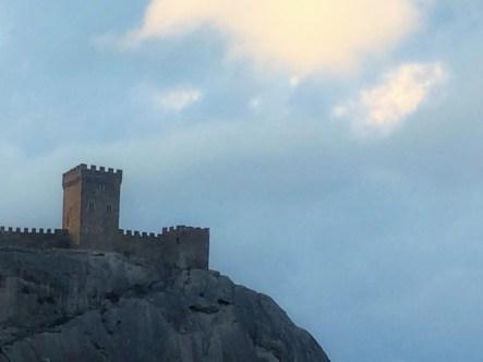 Genoese Fortress at Sudak