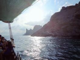 Sailing Novy Svet Black Sea 1