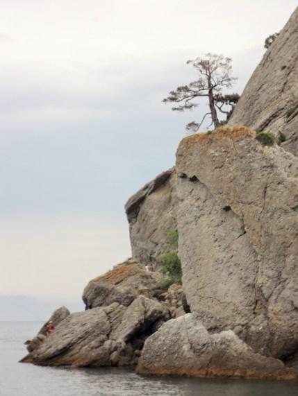 Sailing Novy Svet Black Sea Golitsyn Trail