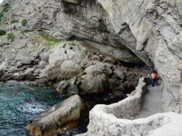 Shalyapin Grotto, Novy Svet
