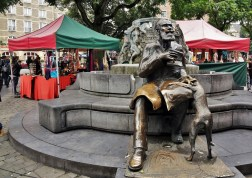 Brussels crafts market