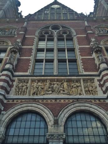 Rijksmuseums exterior