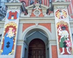 Riga 1-6 Old Town Main Square Citadel