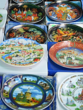 Maslenitsa in Suzdal Market 5