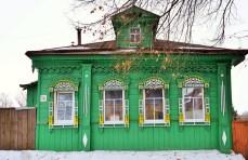 Suzdal wood architecture zodchestvo 8
