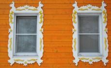 Suzdal wood architecture zodchestvo window 4