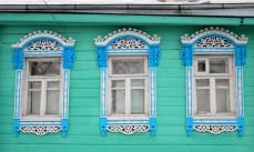 Suzdal wood architecture zodchestvo window 8