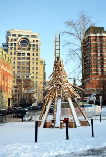 11 Post-modern Christmas Tree