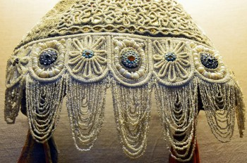 Boyarynya's head dress