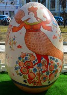 Russian Folklore Easter Egg