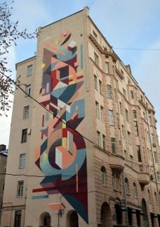 Moscow Street Art 13