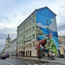Moscow Street Art 19