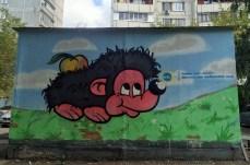 Moscow Street Art 22