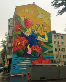 Moscow Street Art 23