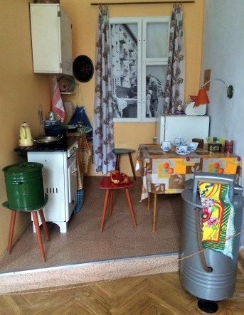 My Home Russia - 60s kitchen