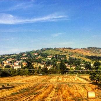 Rolling hills of Emilia Romagna 3