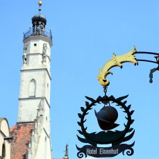 Rothenburg shop sign 3