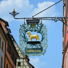 Rothenburg shop sign 4