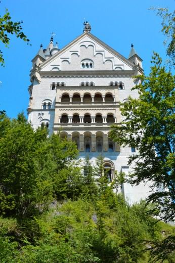 Neuschwanstein castle 3