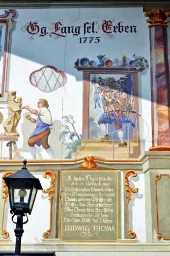 v3 Oberammergau air painting