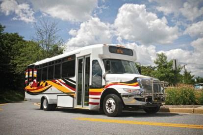 RTA bus