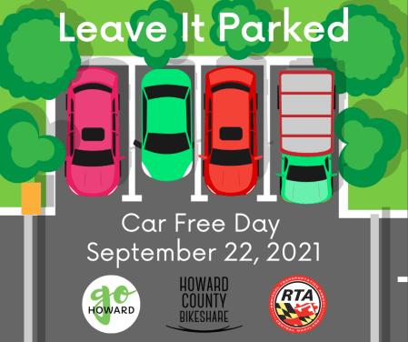 Car Free Day September 22, 2021