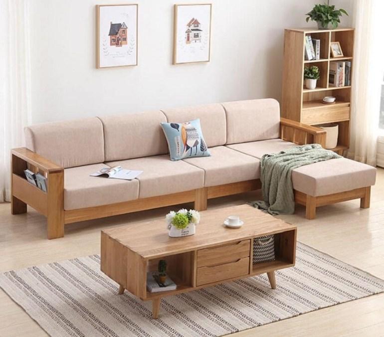 Đệm ghế gỗ
