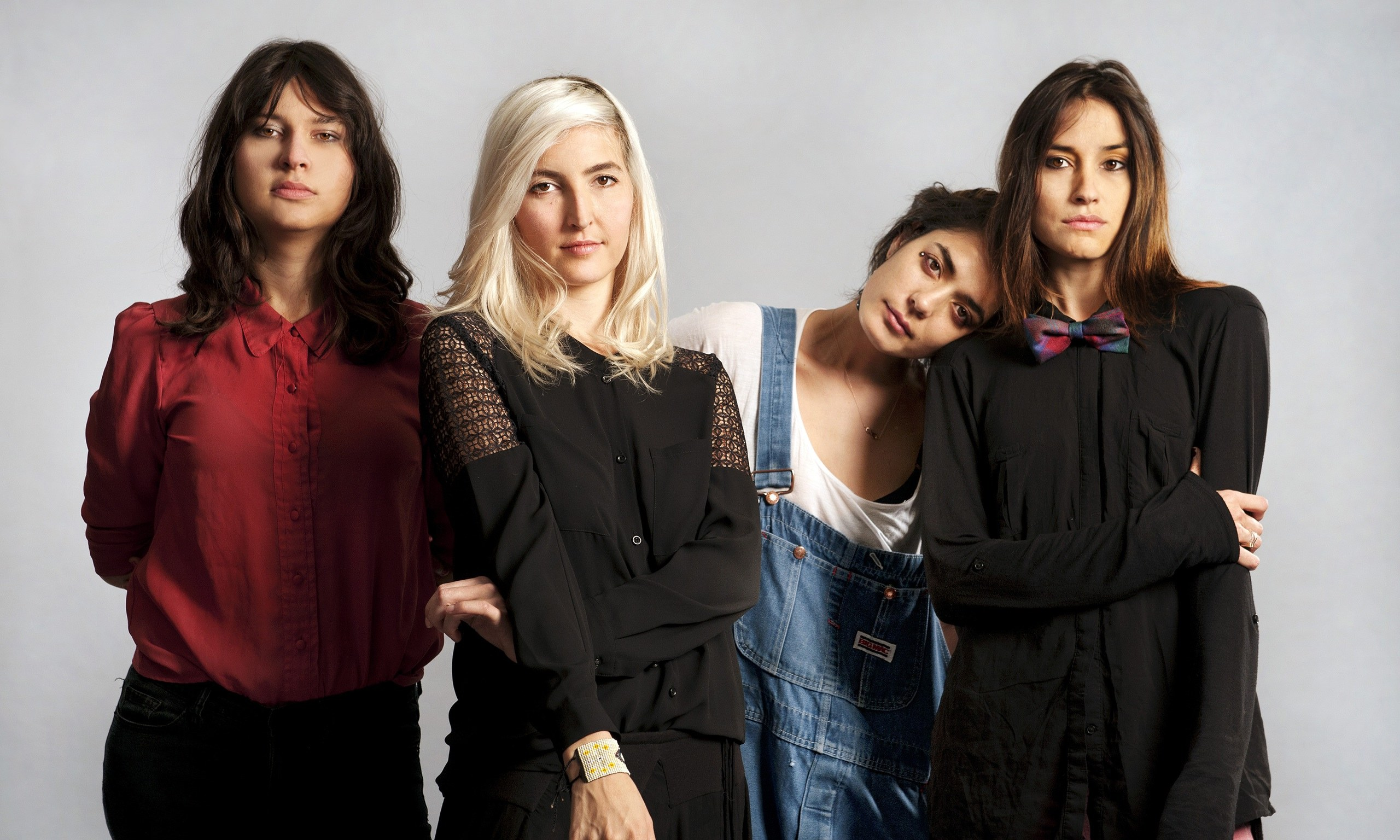 Image result for warpaint band
