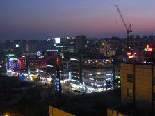 a view of my city
