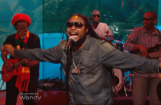 Pressure Buss Pipe Performing Live on Wendy Williams Show