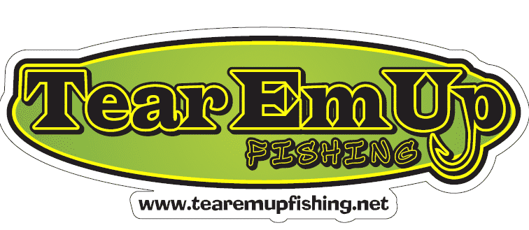 #TearEmUpFishing