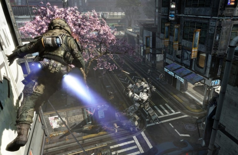 #VideoGames – Titanfall (Daympocalypse)