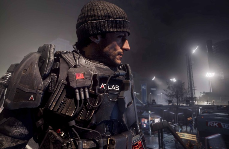 #VideoGames – Call of Duty: Advanced Warfare Sci-Fi and Kevin Spacey