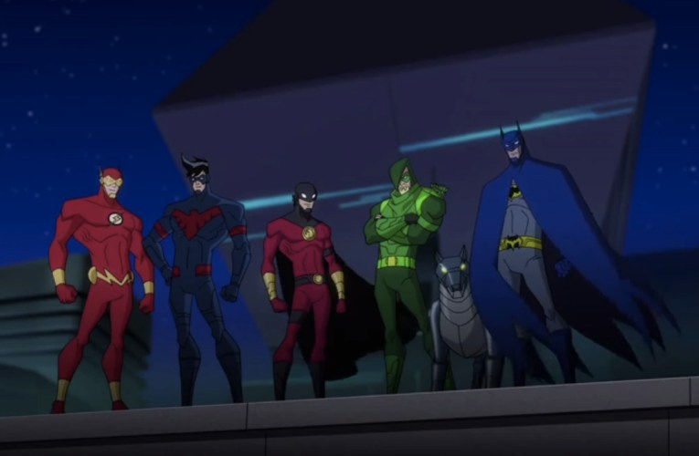#PressRelease – BATMAN UNLIMITED: ANIMAL INSTINCTS