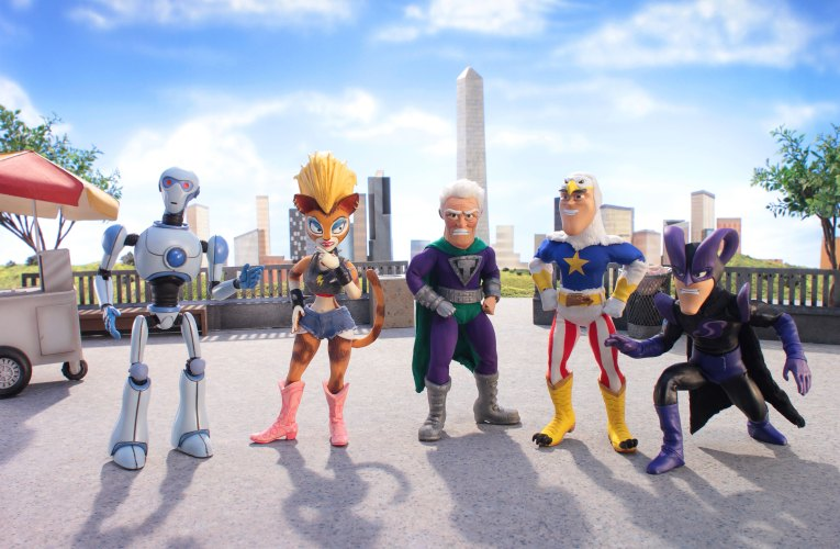 #NYCC 2015 – New 'SuperMansion' Images From NYCC and Red Band Trailer (NSFW)