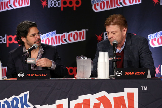#NYCC 2015 – Legends Screening & Panel Session, – With Star Sean Bean and Executive Producer Ken Biller