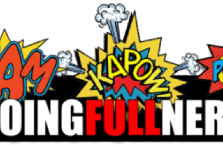 The GoingFullNerd Project – My Approach to YouTube Defined