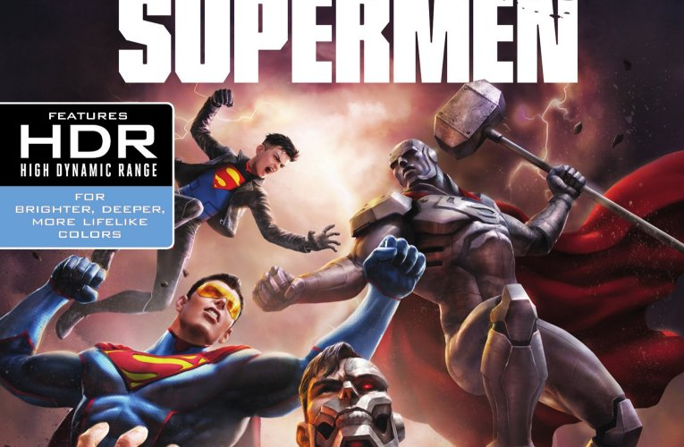 "Bi-Coastal Premieres for ""Reign of the Supermen"" in January 2019"
